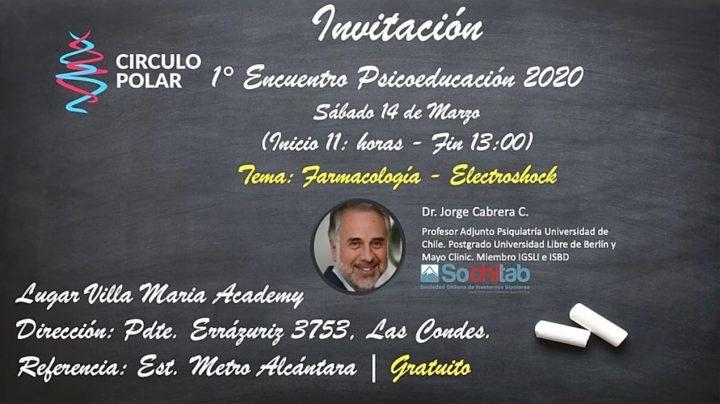 Encuentro Psicoeducación 14 Marzo 2020