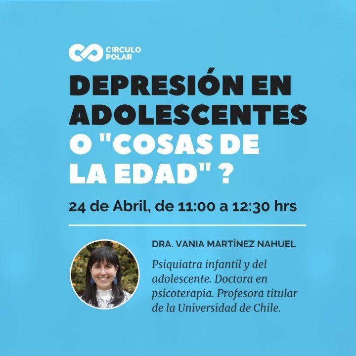 ¿Depresión en Adolescentes o «Cosas de la Edad»?
